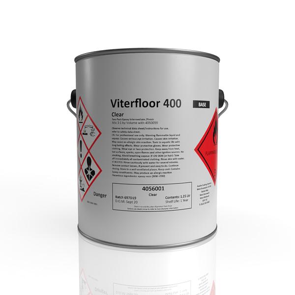 Axalta - ViterFloor 400