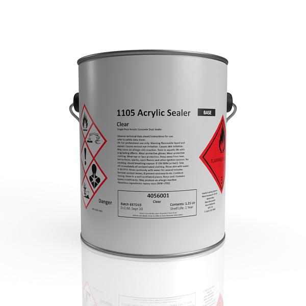 Axalta - ViterFloor 1105 Acrylic Sealer