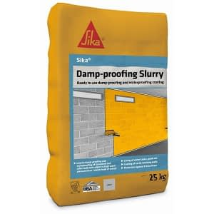 sika - damp proofing slurry