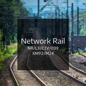 Network Rail Specification - NR/L3/CIV/039 - Protective Treatment XM92/M24